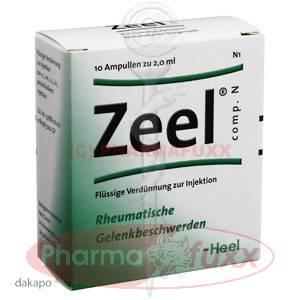 ZEEL comp. N Amp., 10 Stk