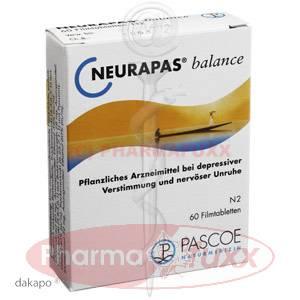 NEURAPAS Balance Filmtabl., 60 Stk