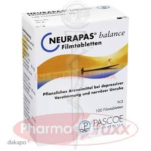 NEURAPAS Balance Filmtabl., 100 Stk