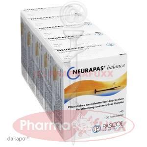 NEURAPAS Balance Filmtabl., 500 Stk
