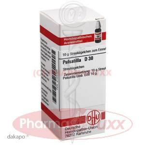 PULSATILLA D 30 Globuli, 10 g