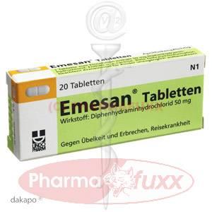 EMESAN Tabletten, 20 Stk