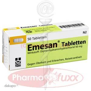 EMESAN Tabletten, 50 Stk