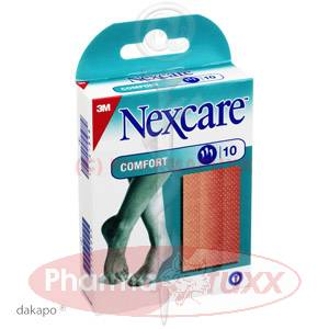 NEXCARE 3M Comfort Strips, 10 Stk