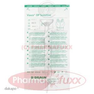 VASCO OP Handschuhe puderfrei Gr.8,5 steril, 2 Stk